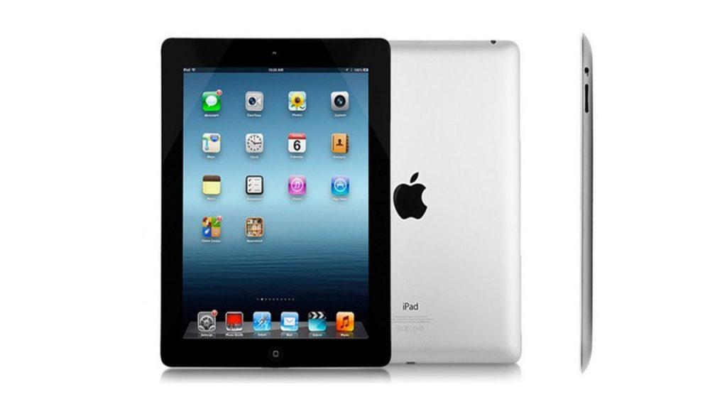 แท็บเล็ตราคาไม่เกิน 5000 iPad 4 16G (Wifi / SIM)
