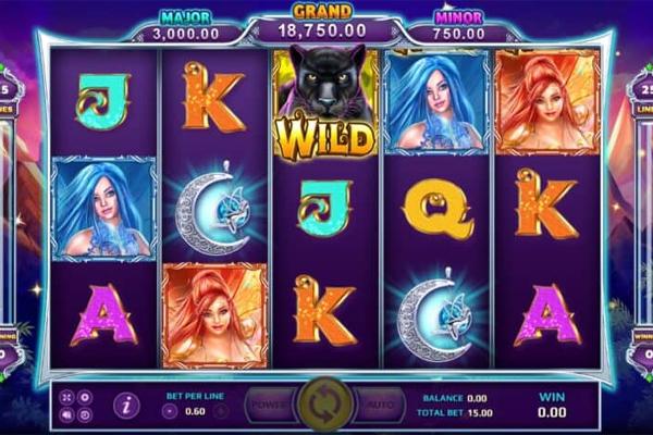 4 สัญลักษณ์พิเศษในเกมสล็อตออนไลน์ ตัวช่วยทำเงิน - สัญลักษณ์ wilds